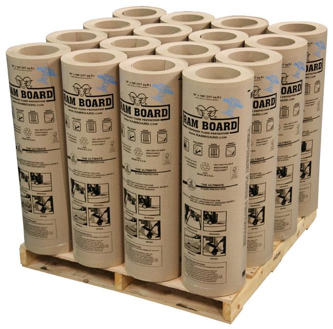 Ram Board Heavy Duty Temporary Floor Protection