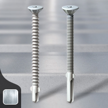 Wing Tip Self Drilling Screws Heavy Or Light Duty