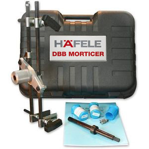 Hafele Dbb Mortice Jig And Fittings Brighton Tools And