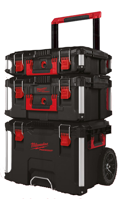 Milwaukee Packout Rolling Tool Box Brighton Tools And