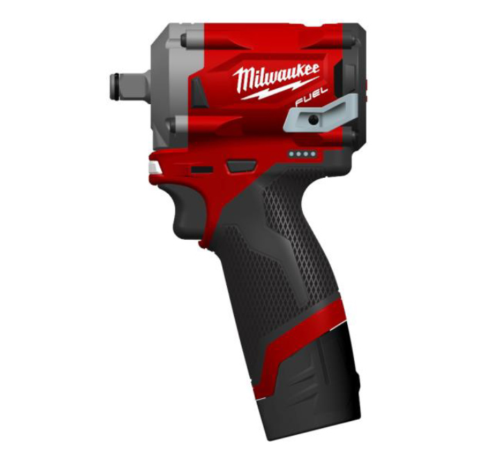 Milwaukee M12fiwf12 Fuel 1 2 Quot Impact Wrench