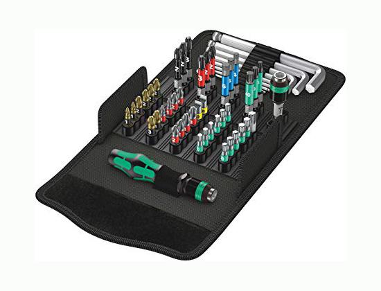 Wera Kraftform Kompakt 100 Screwdriver Kit