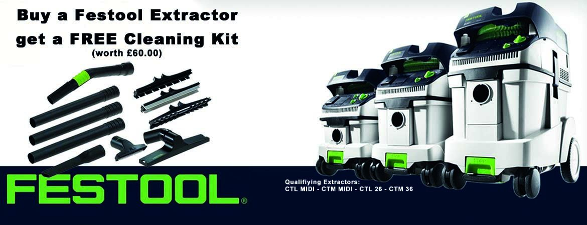 Festool Extractor Deal