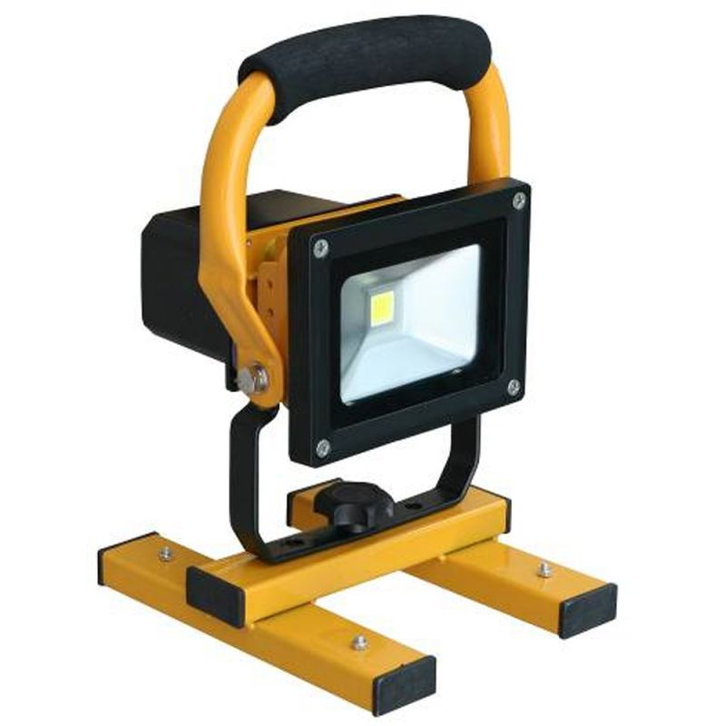 110v Led Rechargeable Mini Pod Lights  10w Or 20w
