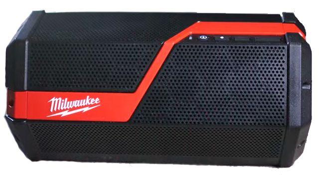 milwaukee m12 m18 jssp wireless jobsite speaker. Black Bedroom Furniture Sets. Home Design Ideas