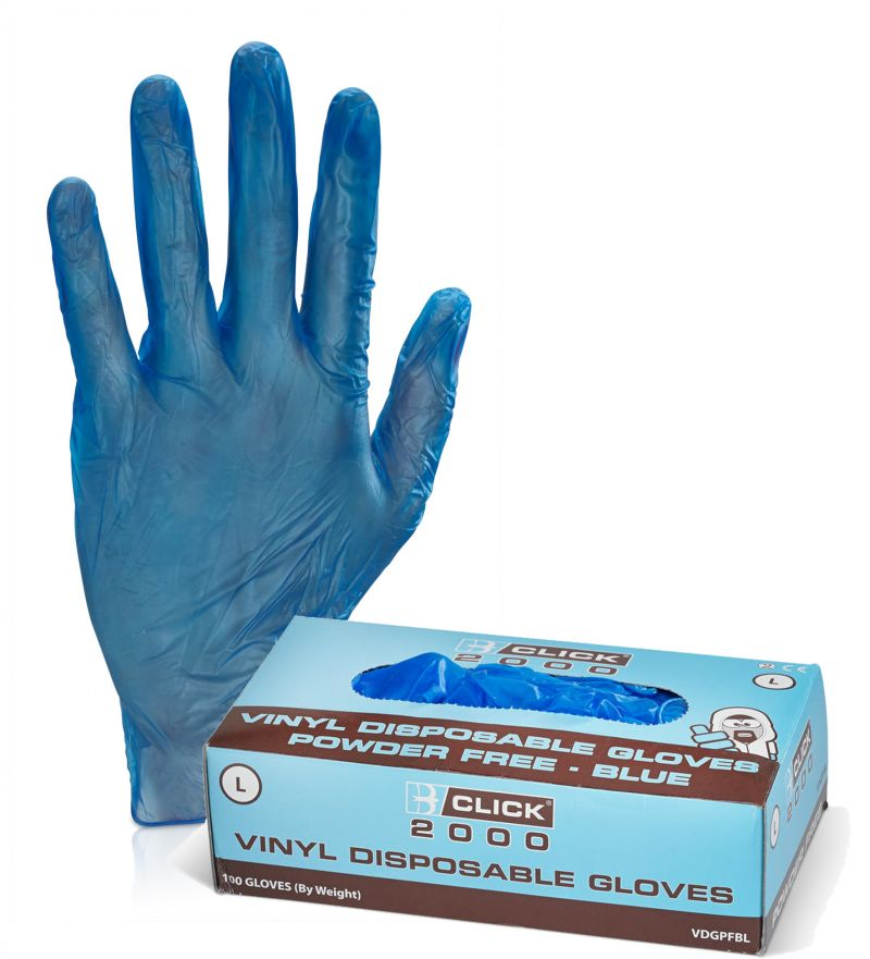 Beeswift Nitrile Disposable Examination Gloves