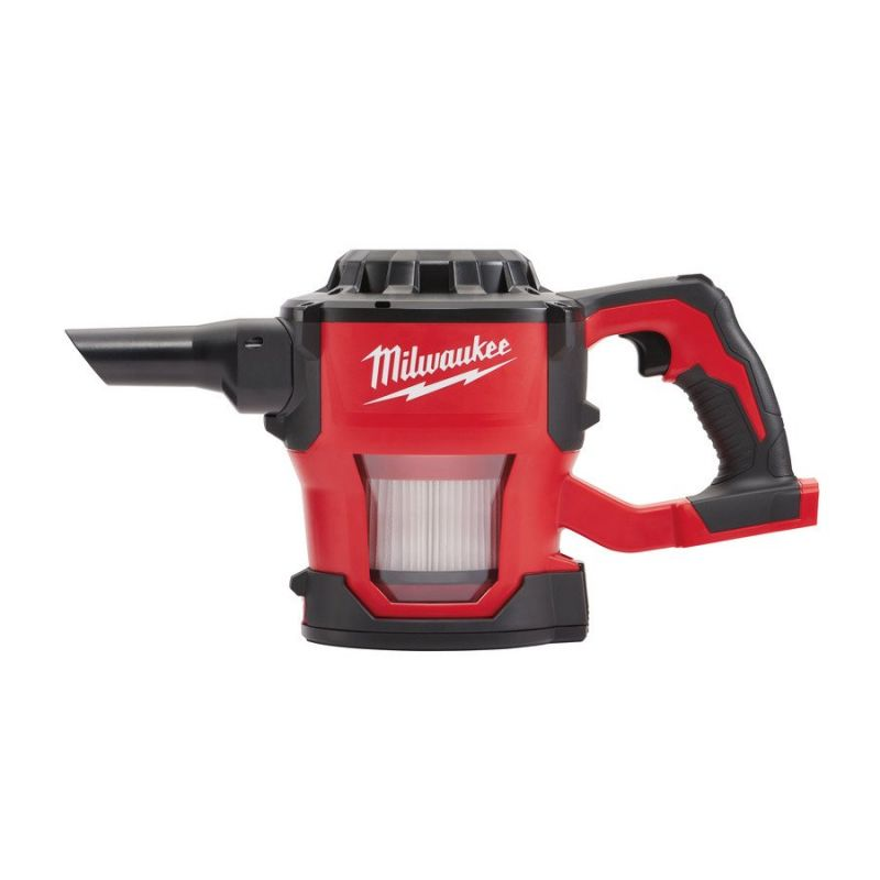 Milwaukee M18 Cv 0 Compact Hand Vac Naked Unit