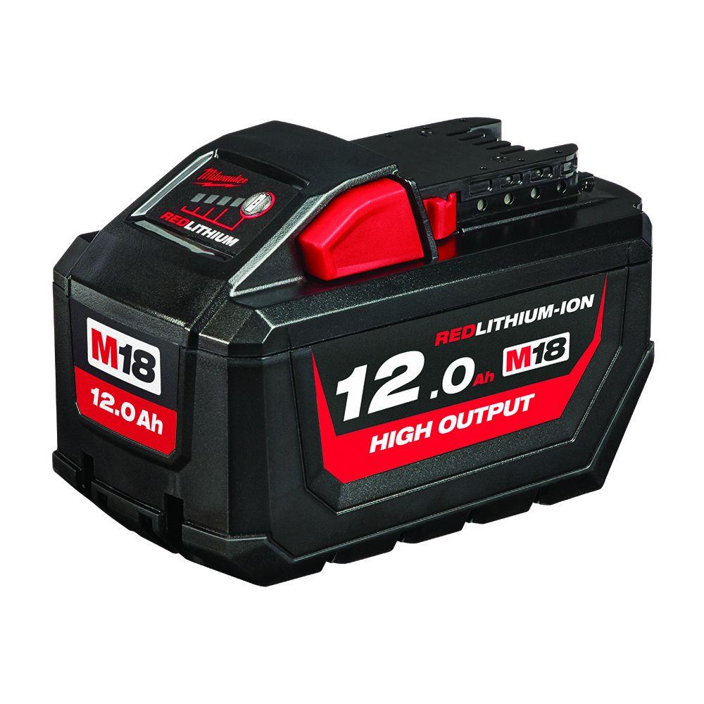 Milwaukee M18 Hb12 High Output 18v 12 0ah Battery