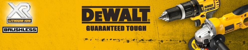DeWalt Tools & Equipment